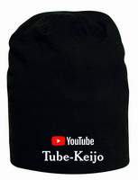 Tube-Keijo puuvillatrikoopipo