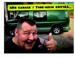 R&R Garage / Tube-Keijo esittää... hiirimatto