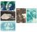 Naiset-taidepostikorttisetti (5kpl)