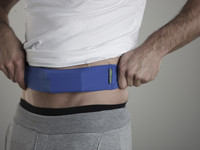 MiniMed™ insuliinipumpun pehmeä pumppuvyö koko XS-XL väri:nude
