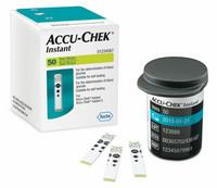 Accu-Chek Instant - verensokerimittarin testiliuska 50kpl/pkt