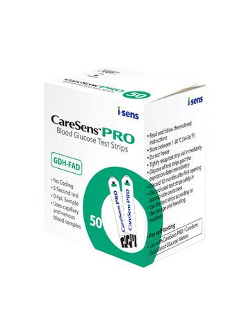 CareSens Pro verensokeritestiliuskat
