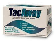 Tac Away™ - liimanpoistopyyhe, 50kpl