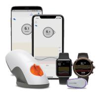 Dexcom G6 jatkuvan glukoosiseurantajärjestelmän palvelupaketti ilman vastaanotinta