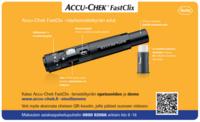 Accu-Chek FastClix pistolaite