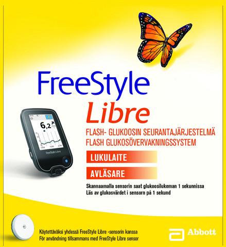 FreeStyle Libre 1 lukulaite