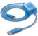 Contour verensokerimittareiden USB -tiedonsiirtokaapeli