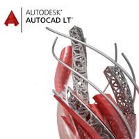 AutoCAD LT Win Vuokralisenssi. Sähköinen Lisenssi
