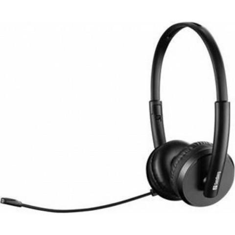 Sandberg USB Office Headset, Stereo