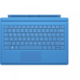 Surface Pro Type Cover näppäimistö / suojakansi (vaalean sininen)