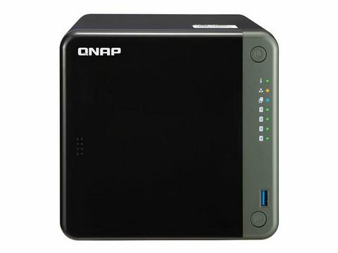 QNAP TS-453D-4G NAS + 3 x 4TB