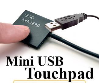 Mini Touchpad  USB Hiiri