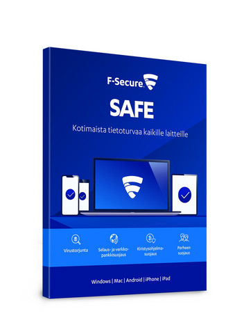 F-SECURE SAFE (1YEAR 3 DEVICES), E-KEY