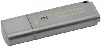 KINGSTON DT LOCKER+ G3 32GB 3.0