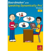 Boardmaker + Speaking dynamically Pro -apuohjelma