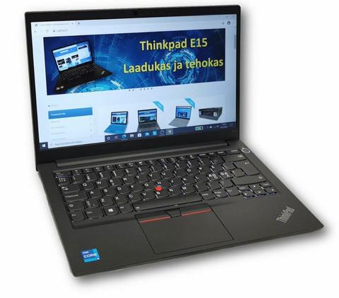 ThinkPad E14 I5-1135G7/14FHD/16GB/512SSD/10P
