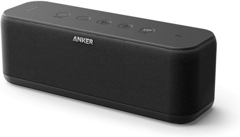 Anker SoundCore Boost Bluetooth