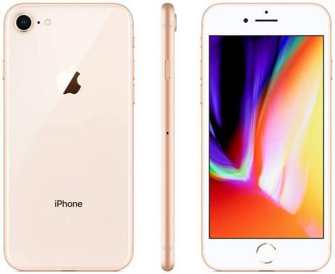 Apple iPhone 8 (kunnostettu), 64GB