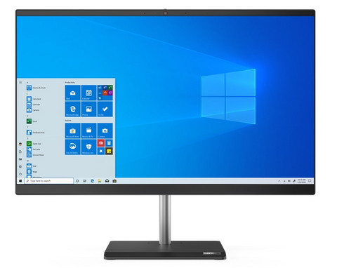 LENOVO V50A All-in-One I5-10400T/23.8FHD-TOUCH/8GB/256SSD/10P
