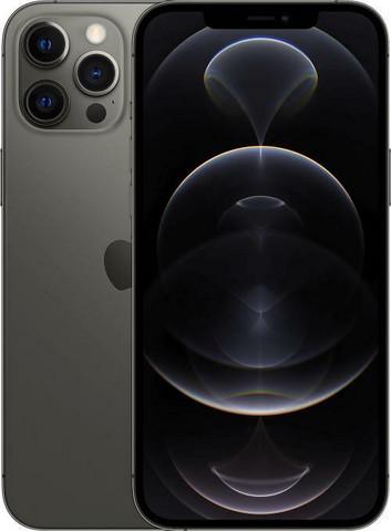 Apple iPhone 12 Pro Max 128 Gt -puhelin, grafiitti, MGD73