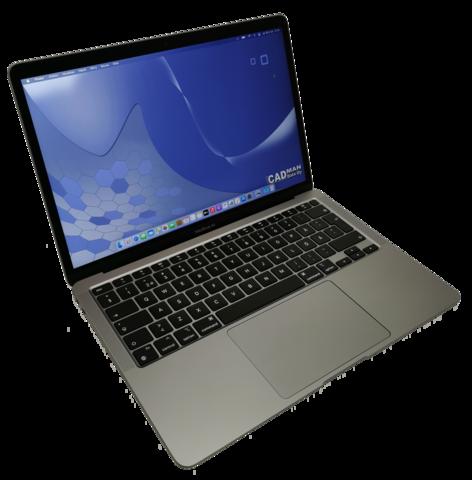"""Apple MacBook Air 13"""" M1 8Gt, 512 Gt -kannettava"""