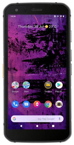 CAT S62 PRO Tehokas veden- ja iskunkestävä Android puhelin