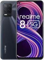 RealMe 5G Android 11 älypuhelin - 6.5
