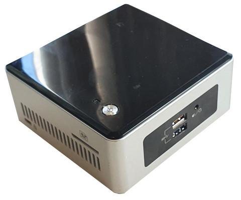 Käytetty Mini-PC 120Gt SSD