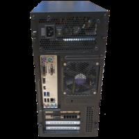 Käytetty Osborne Pelitietokone I7/GTX1060/32Gt/512SSD/W10P