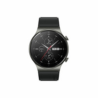 HUAWEI WATCH GT2 PRO TITANIUM WITH BLACK STRAP