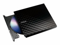 ASUS SDRW-08D2S-U LITE/BLACK/ASUS DRW- External Slim - USB Cyberlink Power2Go8 Burn