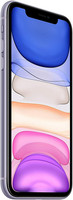 Apple iPhone 11 (kunnostettu), 64GB, vaalean violetti