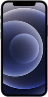 Apple iPhone 12 64Gt -puhelin, musta