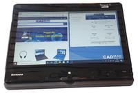 Käytetty Lenovo Twist 4G Kannettava / tabletti i7-3517U/8Gt/128Gt