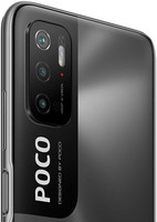 Xiaomi Poco M3 Pro 5G 6Gt 128Gt Android 11 musta