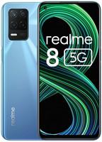 RealMe 5G 6Gt 128Gt Android 11 älypuhelin - 6.5
