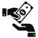 maksu noudettaessa käteisellä tai maksukortilla