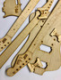 Presicion bass-tyylisen sähköbasson sabluunasarja