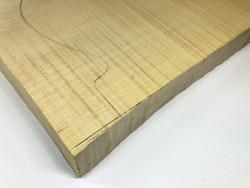 Loimuvaahterakaula-aihio bassolle 25mm ja 30mm