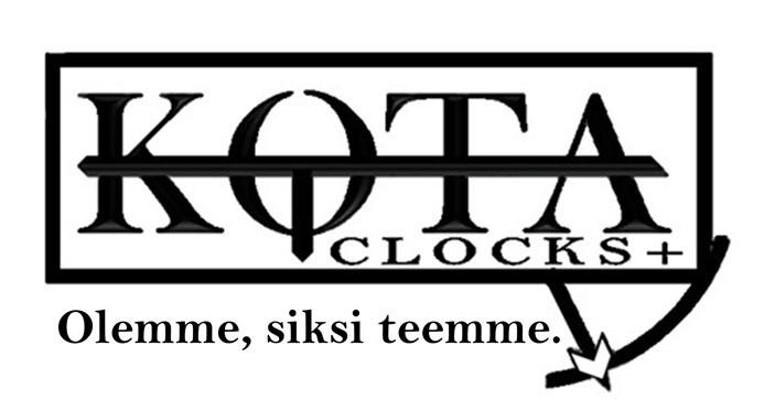 KOTA Clocks+ Oy