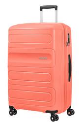 American Tourister Suuri matkalaukku, Peach
