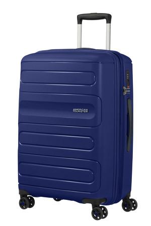 American Tourister Keskikokoinen matkalaukku, blue