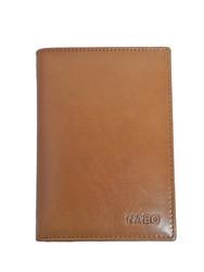 NABO Nahka lompakko, ruskea