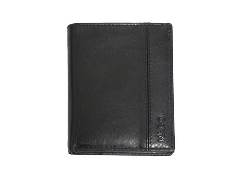 NABO Nahka lompakko, musta