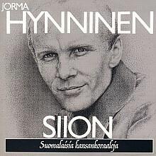 Jorma Hynninen: Siion, suomalaisia kansankoraaleja