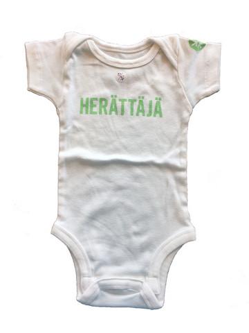 Vauvan Herättäjä-body
