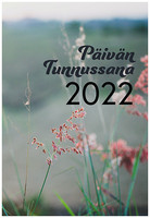 Päivän Tunnussana 2022