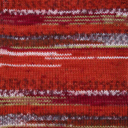 Fabel red chili print 159