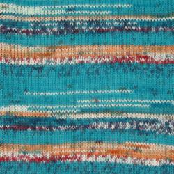Fabel blue sea print 162
