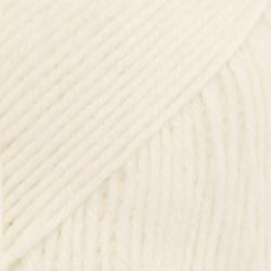 Fabel luonnonvalkoinen uni colour 100